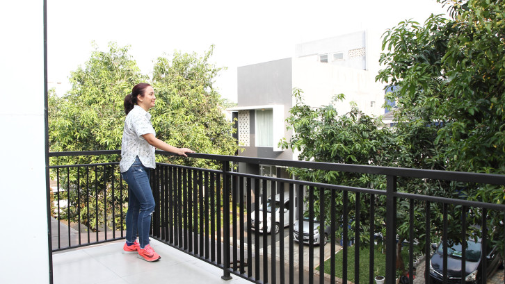 Cerita Kenangan Tinggal di Rumah Nenek Bikin Fanny Memilih Membeli Rumah