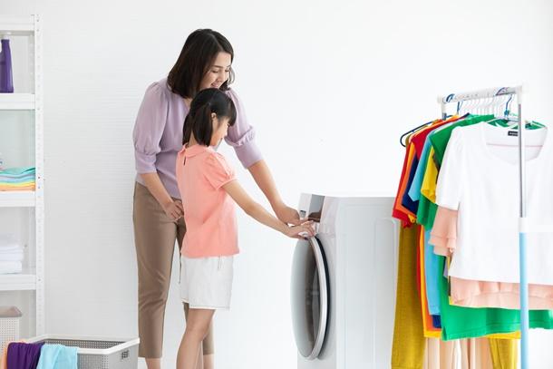 วิธีใช้งานและดูแลเครื่องซักผ้าที่ถูกต้อง