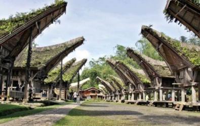 Rumah Tongkonan 1
