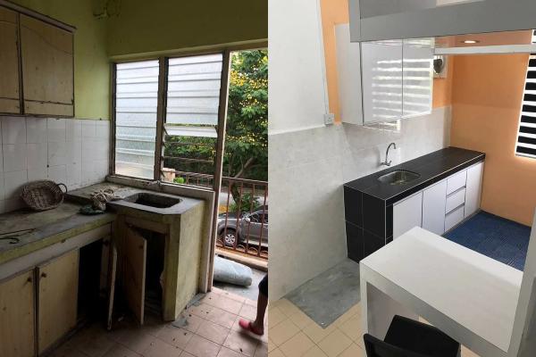 renovation rumah, renovate rumah, ubahsuai rumah, ubah suai rumah, ubahsuai, pengubahsuaian rumah, ubah suai