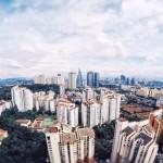 56641571 - malaysia properties apartment cityscape