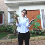 Cerita Rumah Ika: Bencana Banjir Jadi Motivasi Punya Rumah di Lokasi Idaman