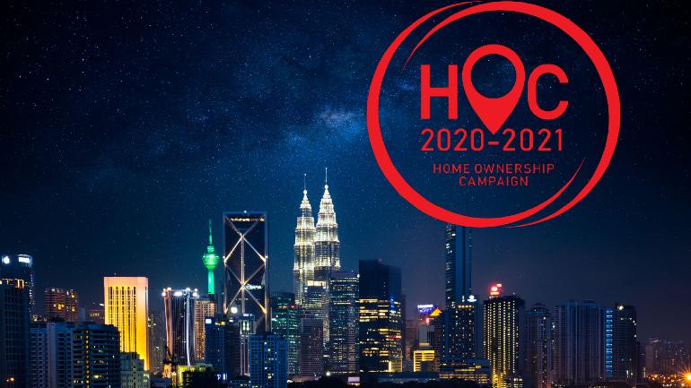 Home Ownership Campaign, HOC, HOC 2020, HOC 2021