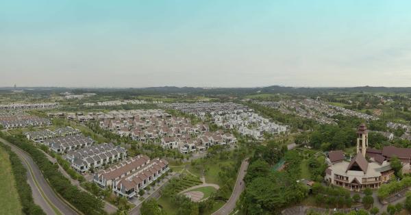 柔佛最适合居住和生活的地方, East Ledang, Johor