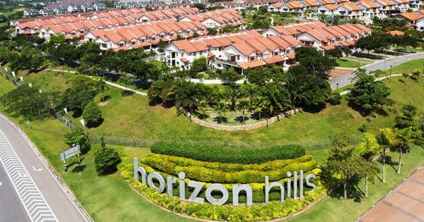 柔佛最适合居住和生活的地方, Horizon Hills, Johor