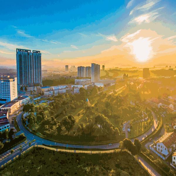 柔佛最适合居住和生活的地方, Bukit Indah, Johor