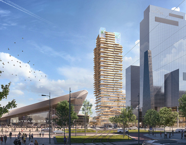 Exploring Efficient Design: Is Using Wood To Build High-rise Buildings Sustainable?