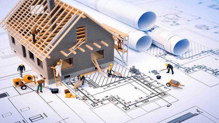 Pengembang properti sudah siap dengan rencana pembangunan rumah atau rumah yang sudah jadi. (Sumber: Caycon.com)