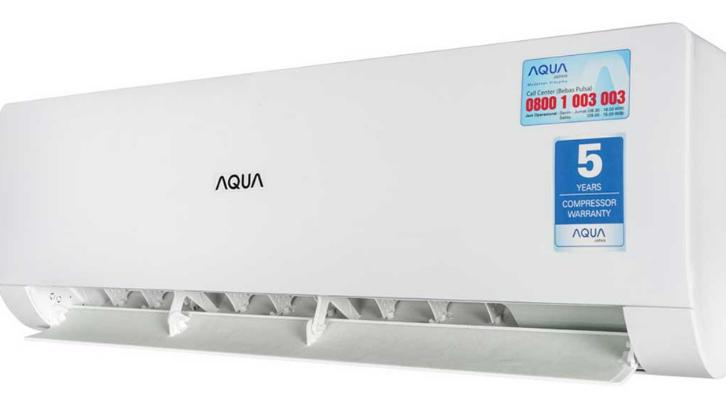 AC dengan daya 1/2 PK bisa mendinginkan ruangan berukuran lebih dari 10 meter persegi. (Foto: BukaReview)