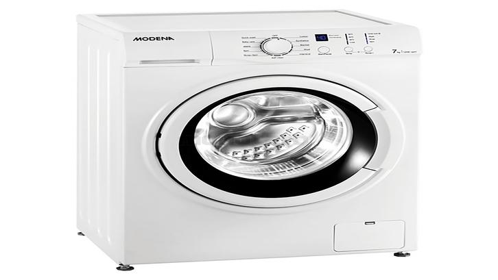 Mesin cuci Modena Washing Machine & Dryer Tiziano WF 830 (foto: monotaro.id)