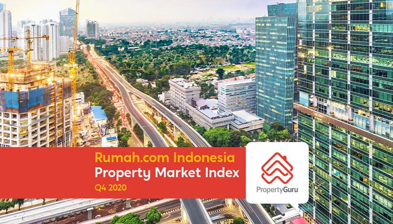 Rumah.Com Indonesia Property Market Index Q4 2020