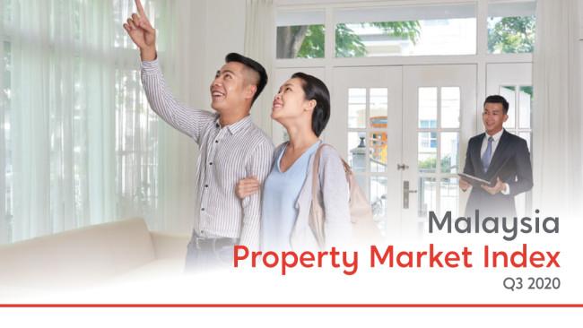 PropertyGuru Malaysia Property Market Index Q3 2020