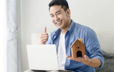 Tips Beli Rumah dari Rumah Lewat Rumah.com & REI Property Expo