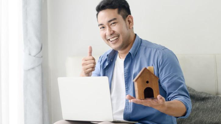 Tips Beli Rumah dari Rumah Lewat Pameran Properti Virtual