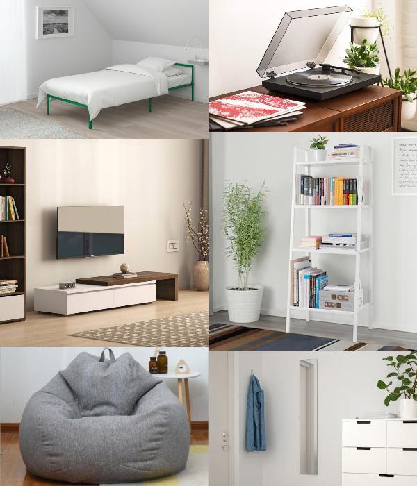 deko bilik tidur, dekorasi bilik tidur