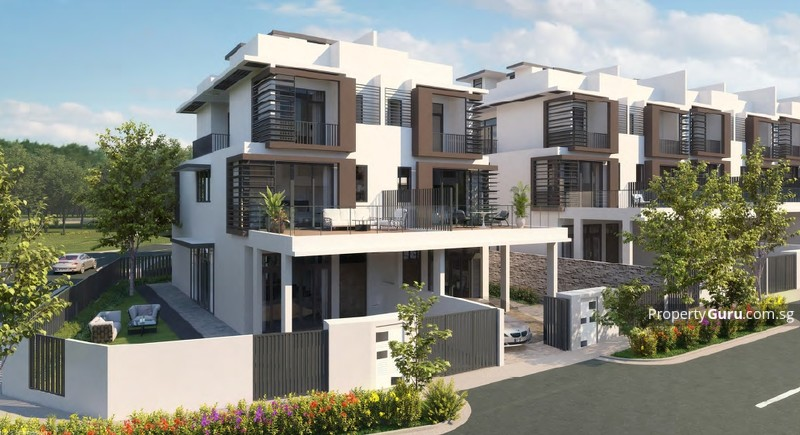 sustainable condo_Luxus Hills Contemporary Collection