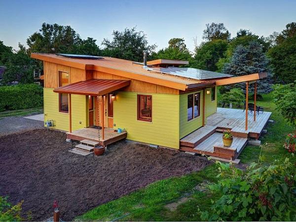 reka bentuk rumah kampung, gambar rumah kampung