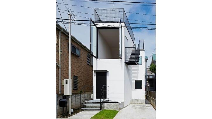 Pada dasarnya konsep rumah pintar atau smart home bisa diaplikasikan pada semua desain rumah (foto: Curbed)