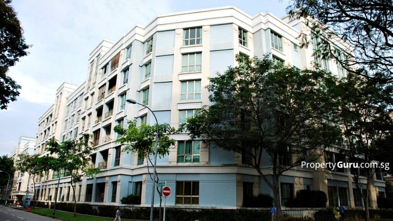 Kentish Green condo singapore en bloc potential
