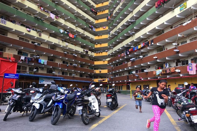 flat, kondo, apartment