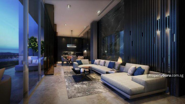 stylish interiors 1 Avenue South Residence 2