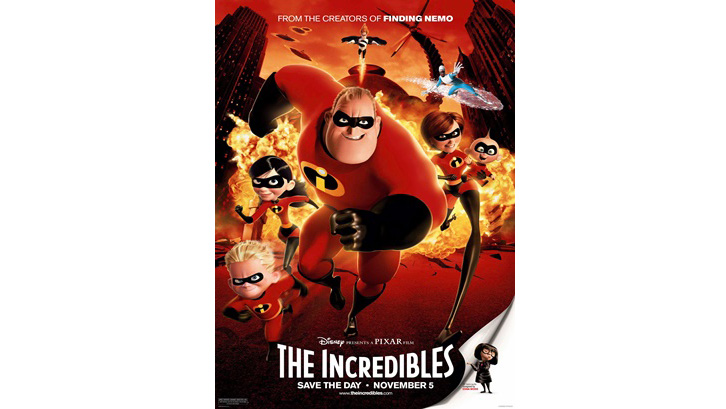 Sebelum disabet UP, The Incredibles pernah menjadi film Animasi Pixar yang mendapat keuntungan tertinggi kedua. Sumber: IMDB