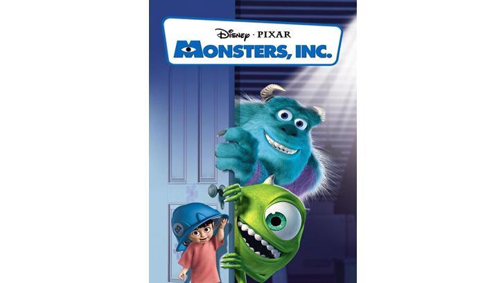 Dari film ini, Anda bisa mengajarkan anak untuk bisa menaklukkan rasa takut. Sumber: Pinterest