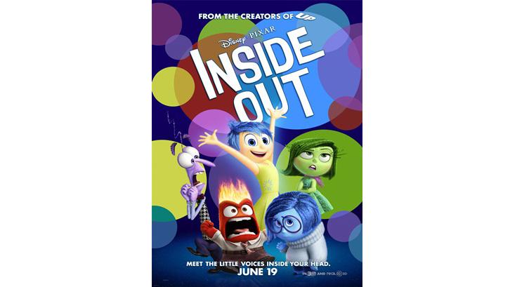 Inside Out memiliki storytelling yang sangat menarik dan bisa membantu anak untuk belajar mengerti. Sumber: IMDB