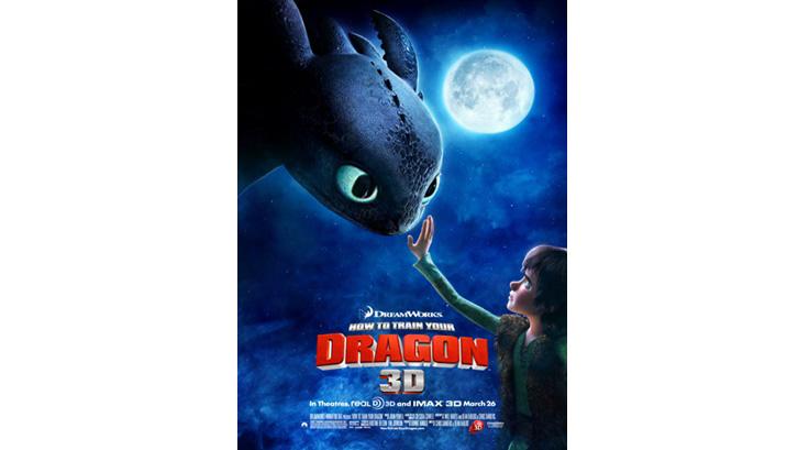 How to Train Your Dragon diadopsi dari buku tahun 2003 karangan Cressida Cowell. Sumber: IMDB