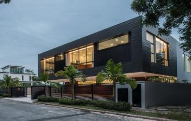 rumah dua tingkat, rumah 2 tingkat, pinjaman rumah, pinjaman perumahan, rekaan rumah