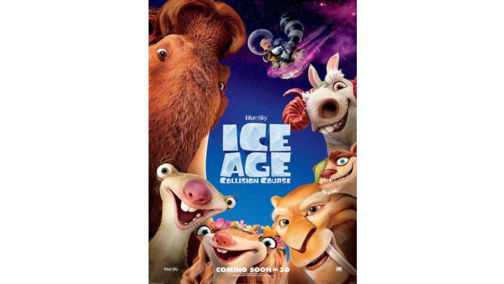 Ada enam sekuel dalam film Ice Age, pertama tayang tahun 2002. Sumber: Pinterest