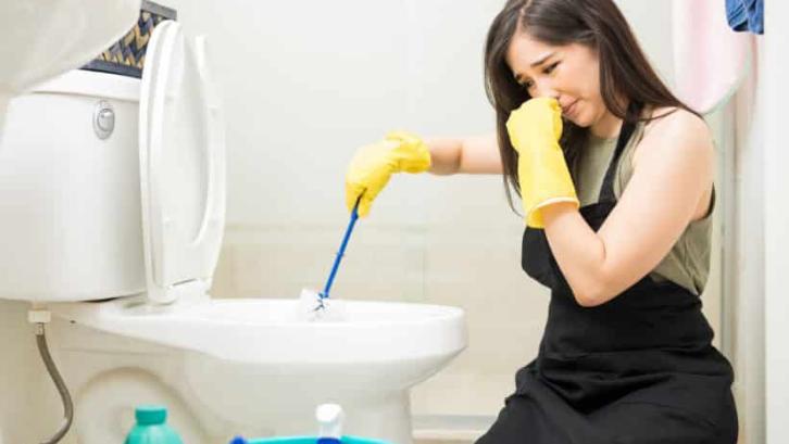 5 Cara Mudah Atasi WC Mampet Sendiri | Rumah.com