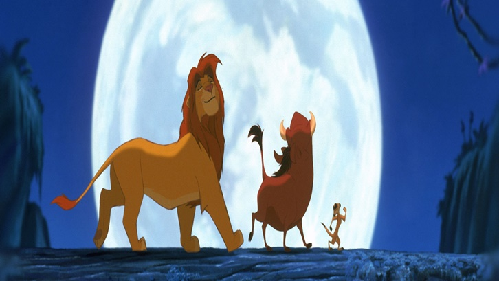 The Lion King menjadi salah satu film animasi yang paling sukses. Sumber: The Novels Mithy