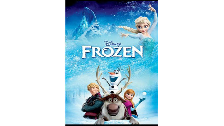 Film fantasi musikal animasi komputer 3D Amerika 2013 ini sukses meraih hati penonton di seluruh dunia. Sumber: Pinterest
