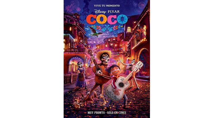 Coco akan mengajarkan anak Anda tentang perbedaan kultur, perasaan kasih sayang, dan rasa hormat kepada seseorang yang lebih tua. Sumber: Pinterest