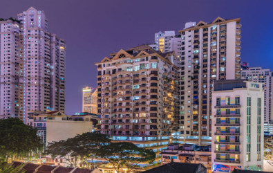 Apartments in KL