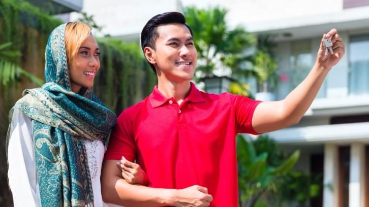 Kalahkan KPR Konvensional, Cicilan Syariah Paling Diminati untuk Beli Rumah
