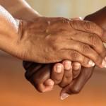 pexels-pixabay-racial harmony helping hands