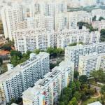 unsplash-singapore hdb blocks old and new
