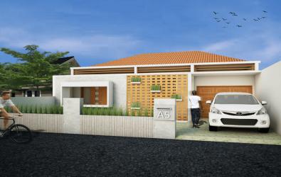 Contek 10 Desain Denah Rumah 6x12