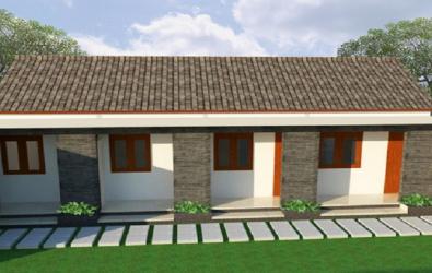 Rumah Kontrakan 12 Ide Desain Rumah Kontrakan Yang Nyaman