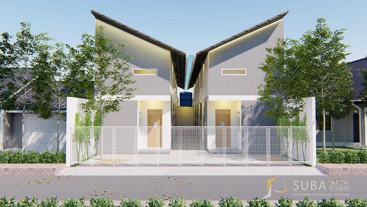 12 Ide Desain Rumah Kontrakan Rumah Com