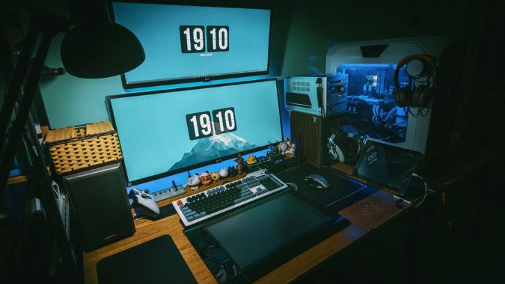 9 Inspirasi Desain Kamar Gaming Keren