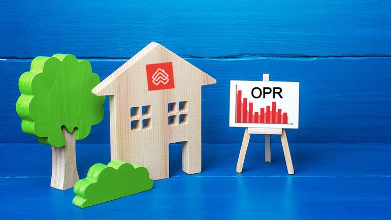 隔夜政策利率(OPR)的升跌,对买房和供屋子有何影响?