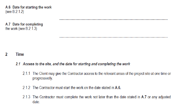 Renovation contract 4