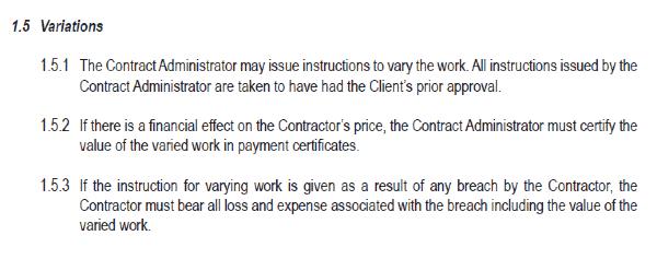 Renovation contract 6