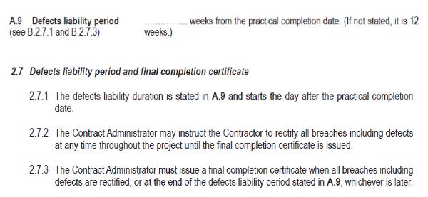 Renovation contract 8