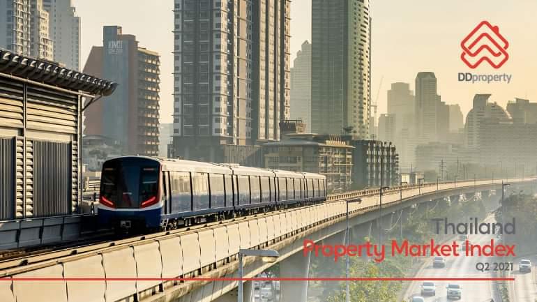 Thailand Property Market Index Q2 2021