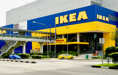 IKEA in Queenstown, which will be near the upcoming Queenstown BTO flats