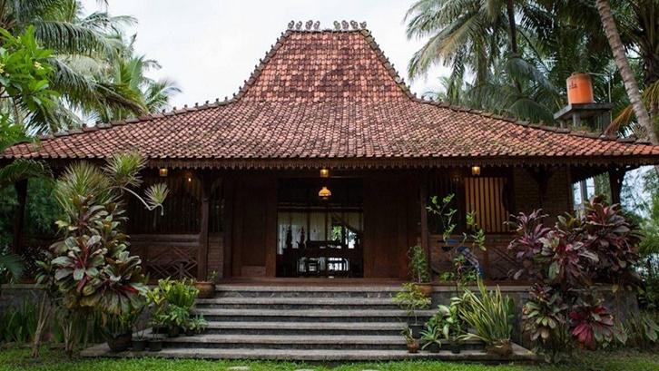 5 Gambar Rumah Adat Jawa Tengah Dan Filosofinya Rumah Com